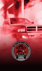 2017 Truck Nationals- Dodge Truck Banner A