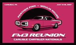 2017 Chrysler Nationals- FM3 8x5 Banner