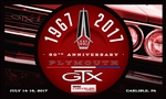 2017 Chrysler Nationals- GTX 5x3 Banner