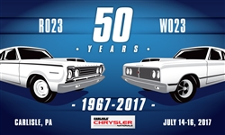 2017 Chrysler Nationals- RO/WO 8x5 Banner