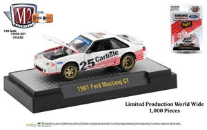 2020 Carlisle Ford Nationals Fox Body Mustang Die-cast