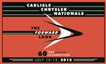 2015 Chrysler Nationals- Forward Look 5x3 Banner