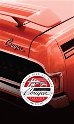 2017 Ford Nationals- Cougar Banner A