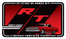 2017 Chrysler Nationals- Dodge R/T 8x5 Banner