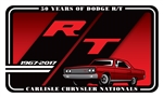 2017 Chrysler Nationals- Dodge R/T 5x3 Banner