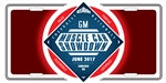 2017 Chevrolet Nationals- Showdown License Plate